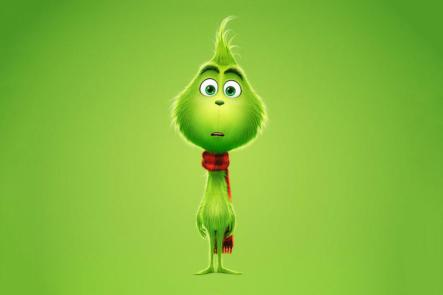 The Grinch; Kisah Si Pencuri Natal - between your journey.