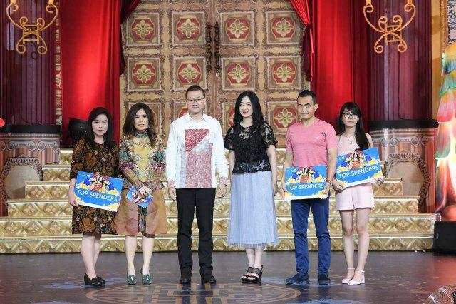 gorgeous 10 years anniversary celebration of emporium pluit mall - sab'tu (1)