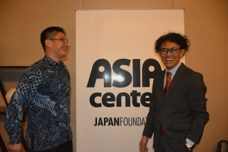 Japan Foundation - Asia Center 3