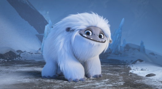 The Yeti, Everest, in DreamWorks Animation and Pearl Studio's Abominable, written and directed by Jill Culton.